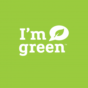 i-am-green-plastic
